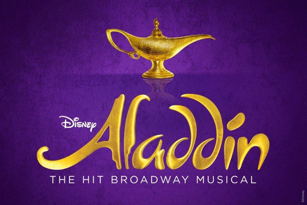 Aladdin Broadway show 2020